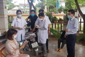 Quảng Bình: Cách ly tại nhà 5 người về từ tâm dịch Hàn Quốc