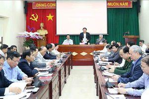 Kỳ họp thứ 12 Hội đồng Lý luận Trung ương
