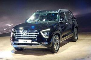 Hyundai Creta đẹp như Santa Fe giá chỉ hơn 300 triệu đồng