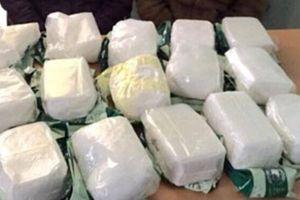 Bắt 5 đối tượng trong đường dây ma túy lớn ở Hải Phòng