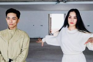 Vợ chồng Khánh Thi - Phan Hiển 'khuấy đảo' với vũ đạo bài hit 'ON' của BTS