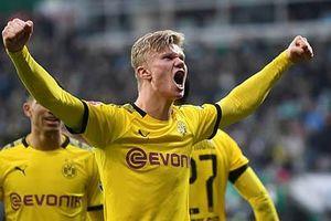 M.U ra giá gấp 3 lần Dortmund nhưng vẫn mua hụt Haaland