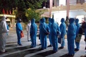 Đà Nẵng: Chiến sỹ Công an chủ động cách ly phòng Covid-19