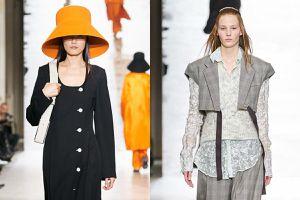 Mũ bóng đèn, áo blazer lửng và loạt xu hướng lên ngôi năm nay