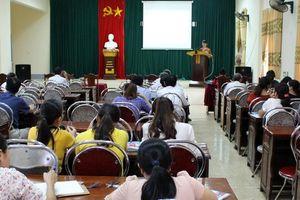Trung tâm chính trị cấp huyện ở Nghệ An được bố trí từ 1 đến 2 phó giám đốc