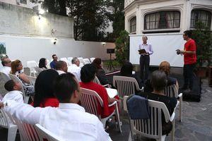 Giao lưu hữu nghị giữa Đại sứ quán Việt Nam và Cuba tại Argentina