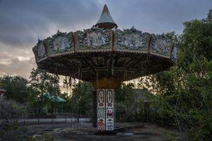 Bí ẩn rùng rợn đằng sau các công viên bỏ hoang