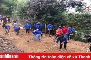 Tuổi trẻ Quan Sơn ra quân hưởng ứng Tháng Thanh niên