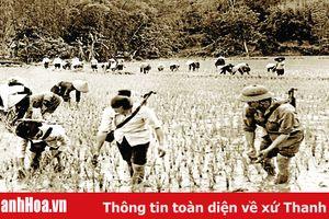 Nhân dân Thanh Hóa thi đua sản xuất và chiến đấu 'Vì miền Nam ruột thịt, vì Quảng Nam kết nghĩa'