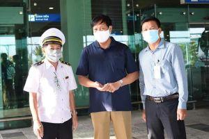 Sân bay Cần Thơ liên tiếp đón 3 chuyến bay về từ Hàn Quốc trong buổi chiều