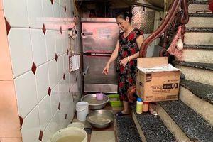 Mất cống, bể nước thành bể chứa thải, dân kêu cứu tân Bí thư Thành ủy HN