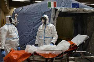 Báo động: Số ca nhiễm Covid-19 ở Italy tăng lên 1.694 trường hợp