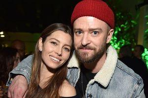 Jessica Biel không đeo nhẫn cưới sau vụ Justin Timberlake ngoại tình