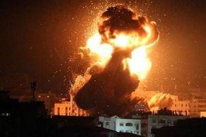 Phòng không Syria im lặng khi Israel lại dội lửa vào Al-Quneitra