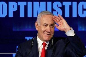 Thủ tướng đương nhiệm Israel Netanyahu tiến gần tới chiến thắng bầu cử