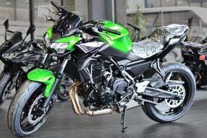 Kawasaki Z650 2020 tại Việt Nam, đối thủ của Honda CB650R