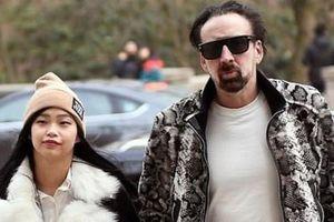 Nicolas Cage yêu bạn gái kém 30 tuổi