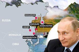 Ông Putin muốn cấm bán đất cho nước ngoài