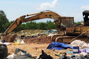 Hơn 13 tỷ đồng xử lý 200.000 tấn rác tại Quảng Nam