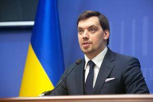 Thủ tướng Ukraine Oleksiy Goncharuk từ chức lần 2 sau 6 tháng nắm quyền
