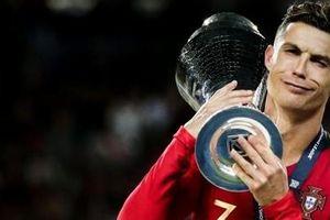 Ronaldo và đồng đội vào bảng tử thần tại UEFA Nations League