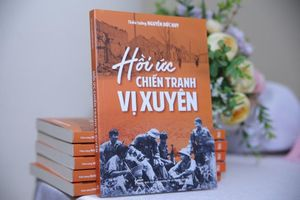 'Hồi ức chiến tranh Vị Xuyên' của vị tướng 90 tuổi