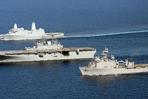 Mỹ thao luyện chuyển quân xuyên lục địa đối phó Nga