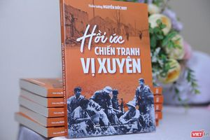 Tướng Nguyễn Đức Huy: 'Gác lại quá khứ, nhưng không được quên quá khứ'
