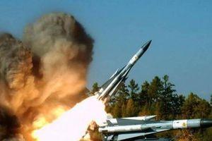 Syria bắn tên lửa S-200VE vào nhóm máy bay chiến đấu của Israel