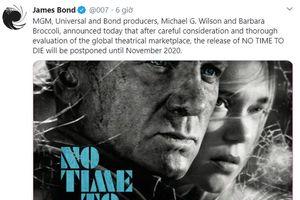Ảnh hưởng bởi đại dịch Covid-19, 'No Time to Die' xác nhận hoãn chiếu tới bảy tháng!
