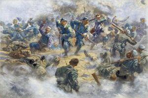 Trận chiến 'cối xay thịt' trong Thế chiến thứ nhất