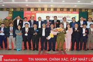 Ông Trần Hữu Hạnh làm Chủ tịch Hội Bảo vệ quyền lợi người tiêu dùng Hà Tĩnh