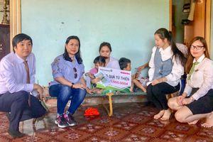 Bạn đọc ủng hộ 84 triệu đồng cho mẹ con chị Đặng Thị Đức