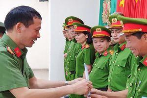 Hơn 300 cán bộ Công an Đồng Nai có nhiệm vụ mới