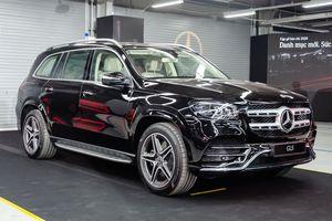 Chi tiết Mercedes GLS 450 4MATIC 2020 nhập Mỹ, giá 4,9 tỷ ở VN