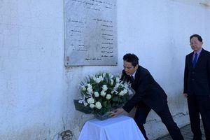 Tưởng niệm các nhà báo Algeria hy sinh tại Việt Nam năm 1974