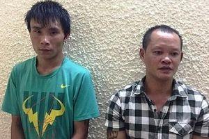 Hai tên cướp giật túi của các bị hại, 'nẫng' gần 1 tỷ đồng