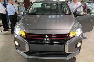 Lộ diện Mitsubishi Attrage 2020 tại Việt Nam, giá dự kiến 475 triệu đồng
