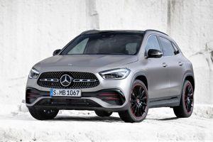 Mercedes-Benz GLA thế hệ mới có giá từ 42.400 USD tại Anh