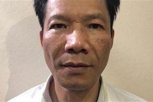 Nguyên phó tổng giám đốc VEAM bị khởi tố