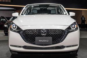 Mazda 2 2020 ra mắt, nhiều trang bị được nâng cấp