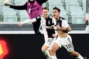 Juventus thắng đại chiến nước Ý, Inter Milan hết mơ vô địch