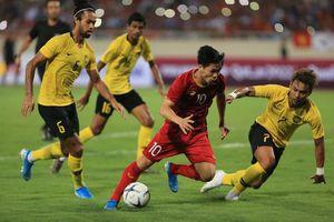 Trận Việt Nam đấu Malaysia rời sang tháng 10 vì Covid-19