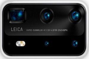 Rò rỉ chi tiết thông số camera trên Huawei P40 Pro, cực hoành tráng