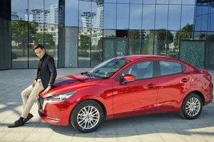 Thaco ra mắt bộ đôi Mazda2 mới, giá từ 509 triệu đồng