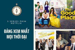 Dù đã trải qua hàng thập kỷ nhưng đến 2020 đây vẫn là những series phim đáng xem nhất của Netflix