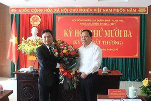 Thanh Hóa: Họp bất thường bầu Chủ tịch UBND thành phố