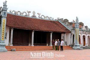 Nam Định: Các di tích thờ Thành hoàng làng ở Nghĩa Hưng