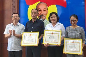Khối cơ quan Đảng Thành ủy Nha Trang: Ký kết giao ước thi đua năm 2020