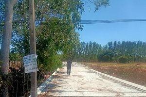Bình Thuận: Bán đất dự án 'ma' Công ty Bảo An có dấu hiệu lừa đảo